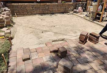 Backyard Patio Near Brentwood CA | S&P Hardscape Remodeling