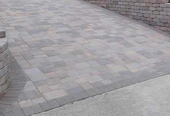 Broken Paver Replacement | S&P Hardscape Remodeling Los Angeles | Santa Monica