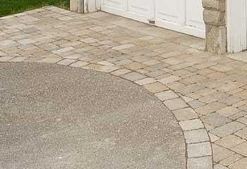 Paving Stone Driveway Near Valley Village CA
