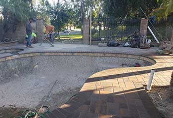 Pool Remodeling In Wolf | S&P Hardscape Remodeling
