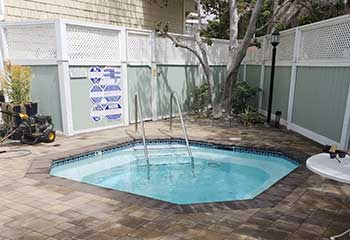 Pool Side Pavers Installation | Venice | S&P Hardscape Remodeling