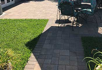 Walkway Paver Stones In Monte Nido | S&P Los Angeles